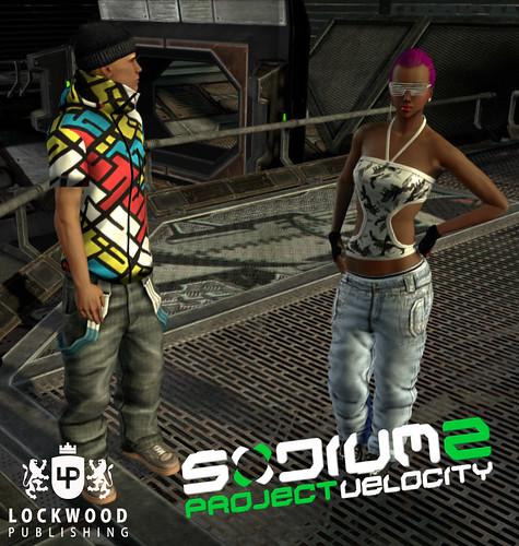 Sodium2 Clothing (Male + Female)