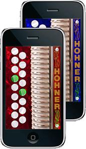 Hohner Mini Melodeons
