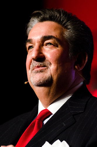 Ted Leonsis shot with the Nikon D7000