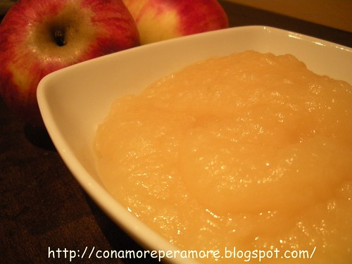 Mousse mela