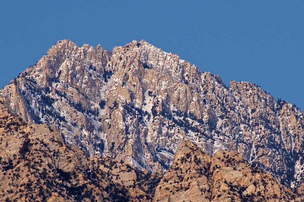 Picacho Del Diablo- East Face