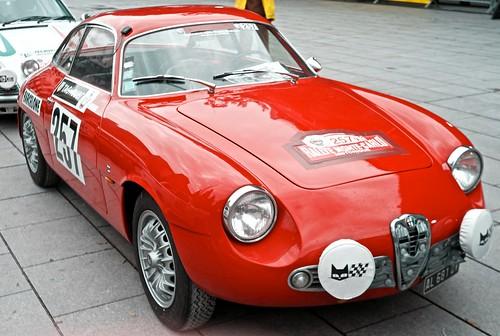 L9771162 - Rally Montecarlo Historique 2011. Alfa Romeo Giulietta SS Zagato