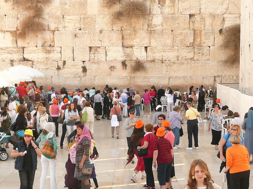 The Western Wall, Jerusalem