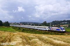 370 006-6, 19.08.2010, Baranówka (mienkfotikjofotik) Tags: eisenbahn rail railway bahn kolej koleje polskie vasút państwowe vasutak es64u4