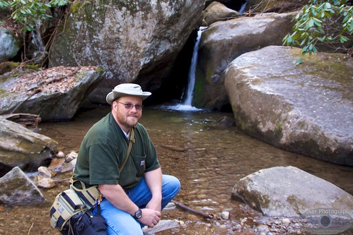 Waterfall Hunter! 2307