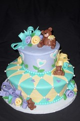 "Whimsical baby shower cake • <a style=""font-size:0.8em;"" href=""http://www.flickr.com/photos/60584691@N02/5525362194/"" target=""_blank"">View on Flickr</a>"