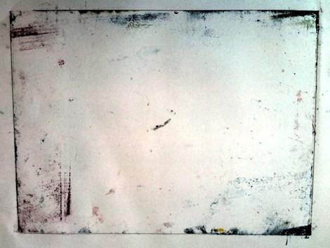 Plate imprint