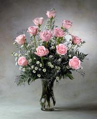 Formal Flower Arrangement
