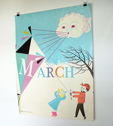 march poster blogged