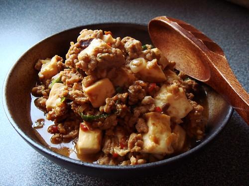 Mapodoufu 麻婆豆腐