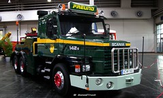 IAA 2008 - Freund Scania 142E Abschlepper (BonsaiTruck) Tags: hannover trucks 2008 142 freund scania iaa lkw wrecker nutzfahrzeuge
