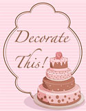 Decorate This! button