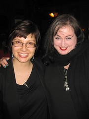 Genevieve Valentine & Carolyn Tugeon