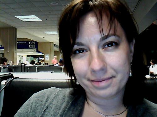 Erica in DFW Airport