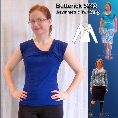 Butterick 5283 Thumbnail