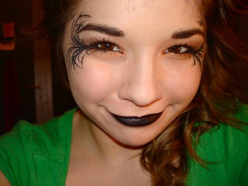 fallen angel makeup. Fallen Angel Make up Full Face