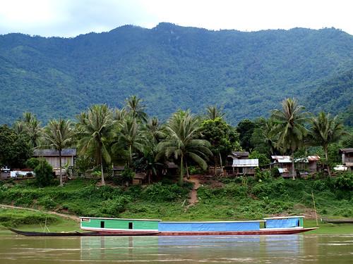Mekong - pueblo