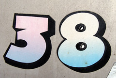 No 38 - graffiti