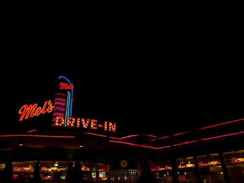 Mel's Drive-In Wide