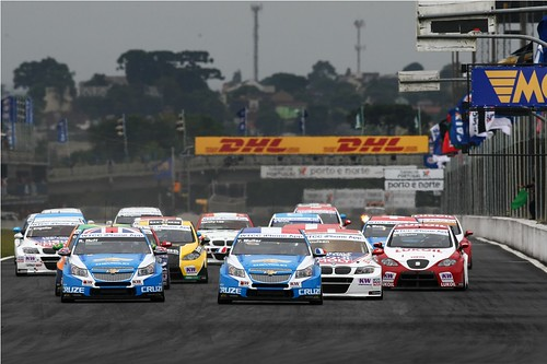 WTCC 2011 Curitiba Race 1
