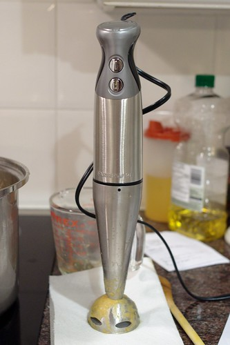 One powerful hand blender