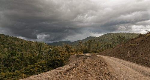 Camino tormentoso.....Pinar del Río, Cuba by Rey Cuba