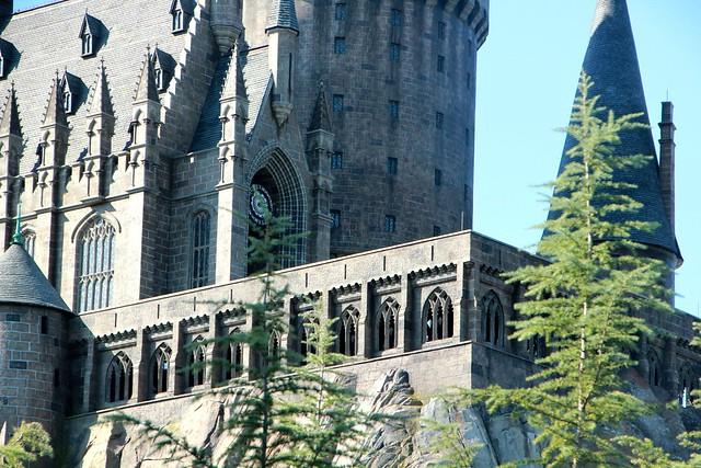 hogwarts view