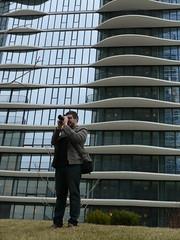 Capturing the Moment (Tymitchelb) Tags: chicago aqua aquatower