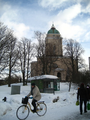 Church on Suomenlinna island