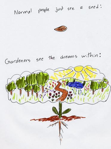 Seed dream