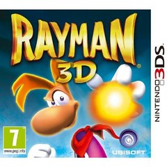 3DS Rayman