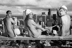 Calendario Obras Públicas (Anabcen) Tags: sexy ana spain coruña retrato son estudio galicia escuela escola eis 2009 imagen obras desnudo artistico calendario sonido erótico públicas semidesnudo imaxe barja