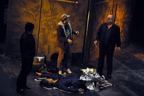Teatro: Se ha escribido un crimen