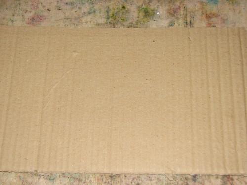 Mom Gothic Arch - #7 Cardboard 001