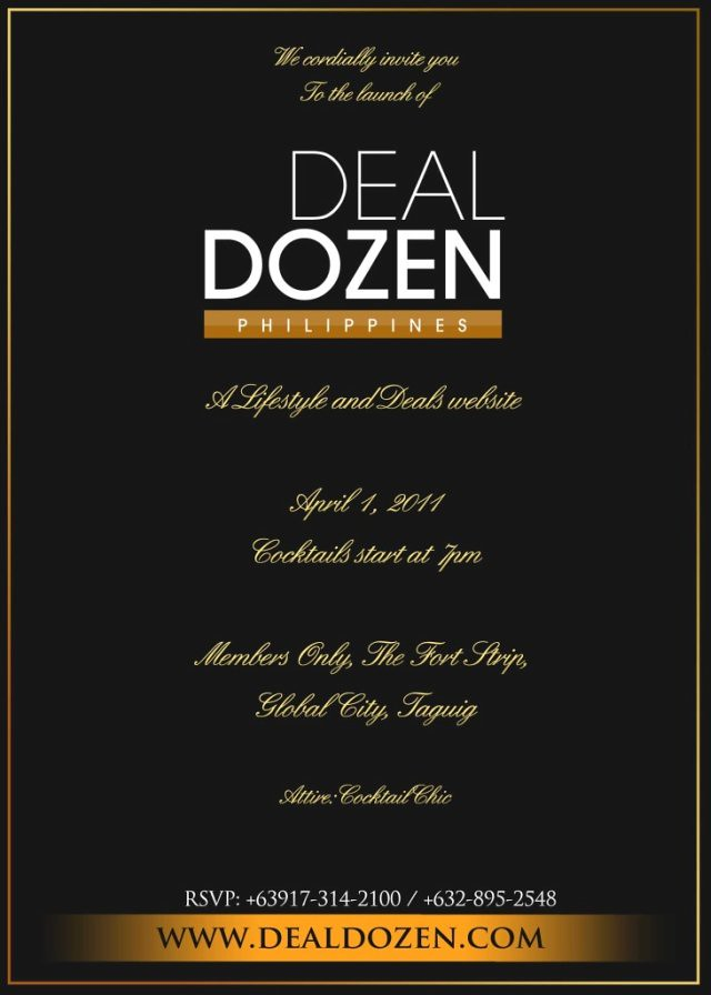 DealDozenEventLaunchInvite