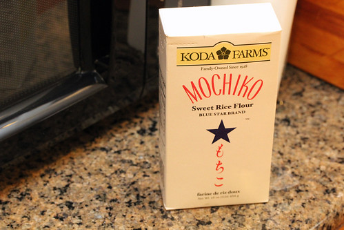 mochi flour