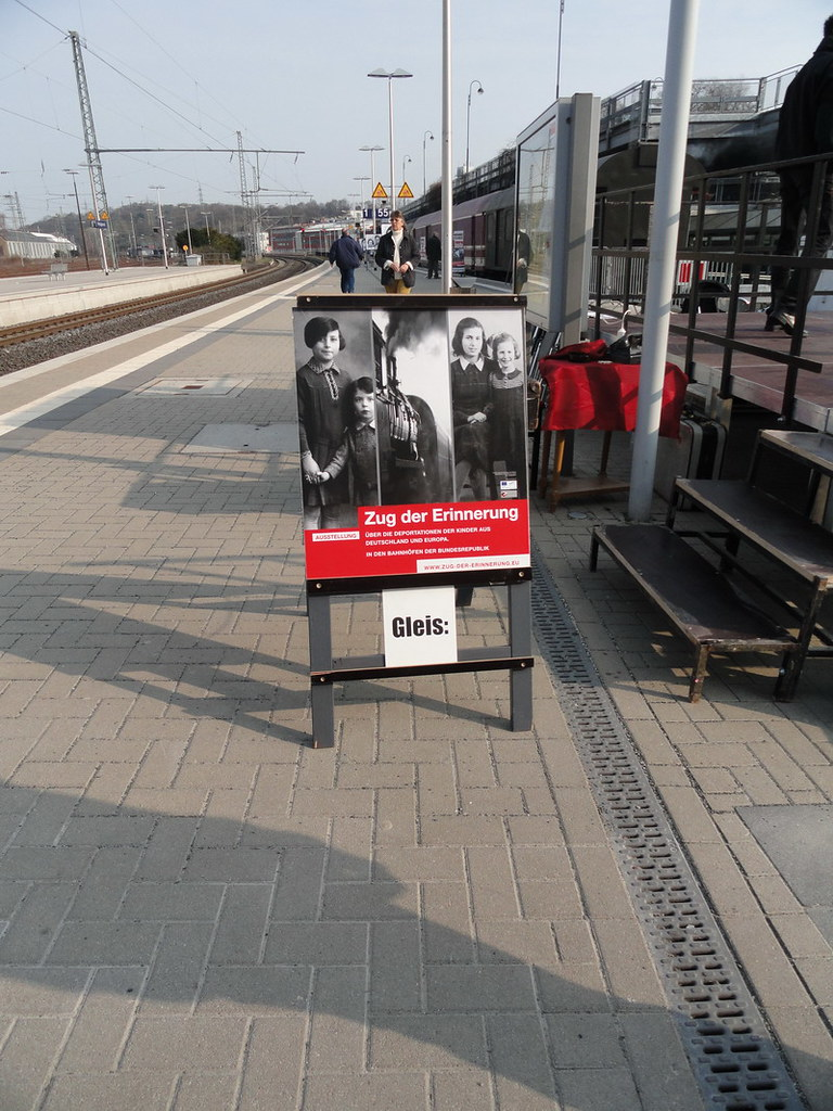 "5575451640_ca0a01cfaa_b - Zug der Erinnerung ""Train of Commemoration""   (with pictures) - Anonymous Diary Blog"