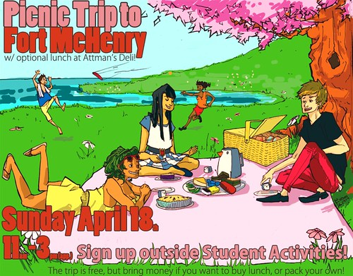 Picnic_Poster_by_alphabet_takeout