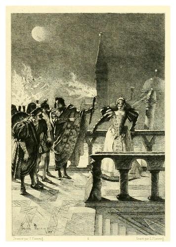 016-Lucrecia Borgia-Illustration des oeuvres complètes de Victor Hugo (Volume 1) 1885 - Flameng, François