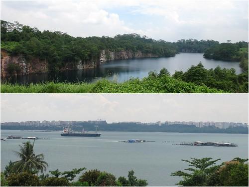 新加坡-烏敏島