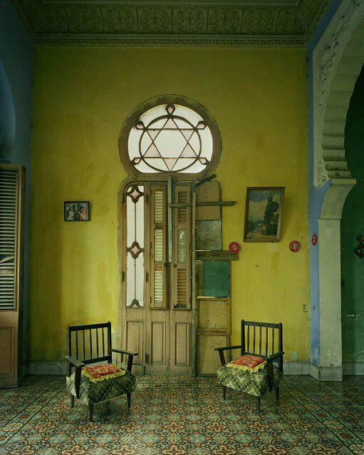 Michael Eastman, Yellow Room, Havana