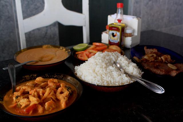 Restaurante do Mano, Maragogi