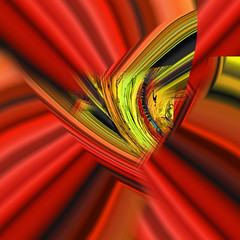 rawar (ix2013) Tags: red abstract rot rojo vermelho computerart abstracto rosso ret squart cuadrada israfel67