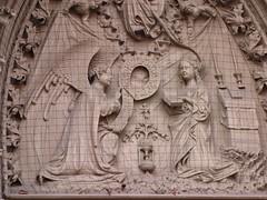 The Marienkapelle (Chapel of St. Mary) (DCYVR) Tags: church germany bavaria europe chapel wurzburg rivercruise marienkapelle