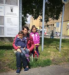 Afghan refugees, Tempelhof camp. Berlin, June 2016. (joelschalit) Tags: berlin refugees afghanistan migrants tempelhof germany deutschland family kids homeless