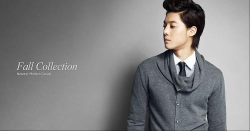 Kim Hyun Joong I'm David Fall Collection Photos / Wallpapers