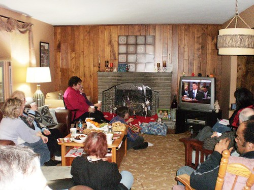 State of the Union Watch Party in Syracuse