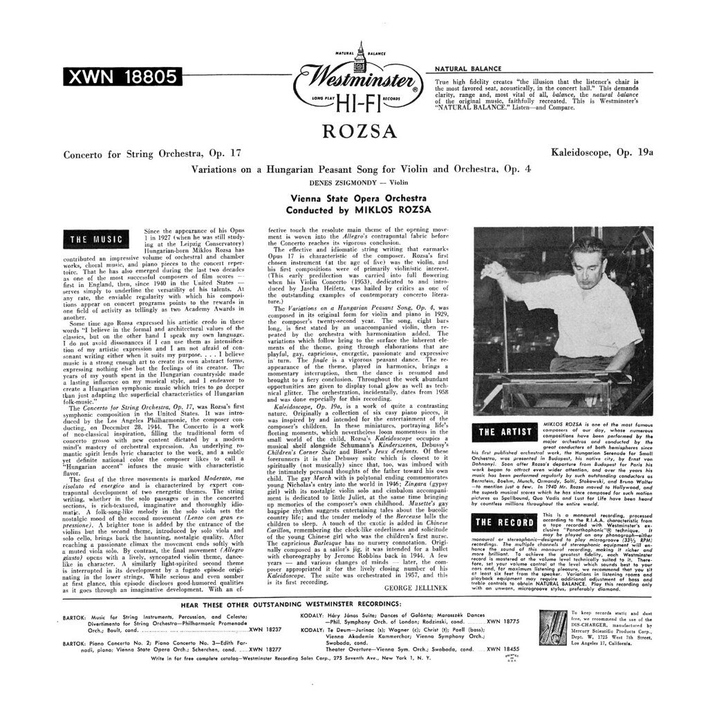 Miklós Rózsa* Miklos Rozsa - Ben-Hur Deluxe Edition