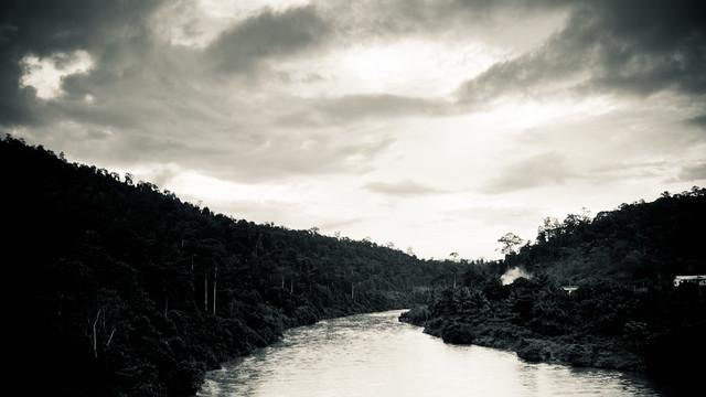 Au delà du fleuve