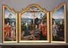 The Crucifixion with Saints and a Donor (peterjr1961) Tags: newyorkcity newyork art themet metropolitanmuseumofart